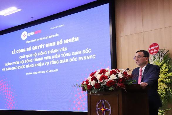 EVNNPC công bố quyết định bổ nhiệm Chủ tịch HĐTV và Tổng giám đốc - Ảnh 4.