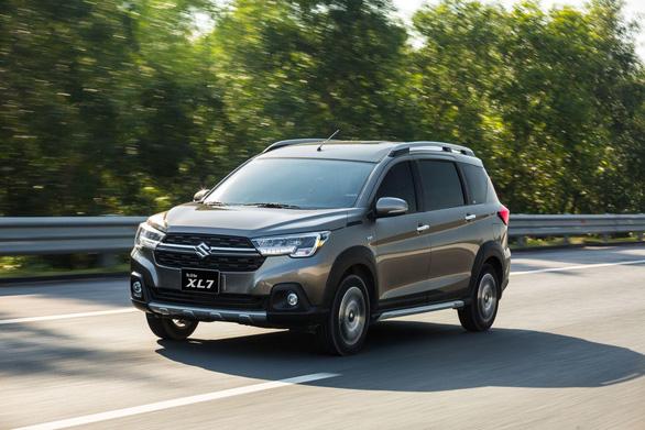Suzuki XL7 đã thay đổi cuộc chơi xe 7 chỗ cỡ nhỏ như thế nào? - Ảnh 1.