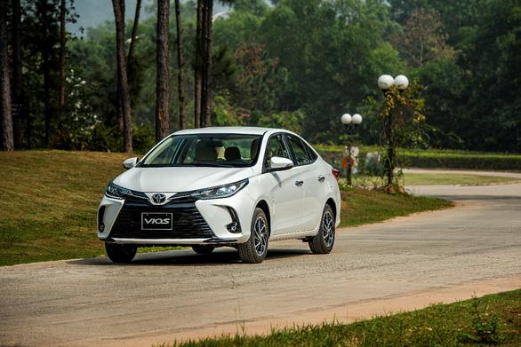 Toyota tiếp tục ưu đãi khủng cho khách hàng mua xe Vios - Ảnh 1.