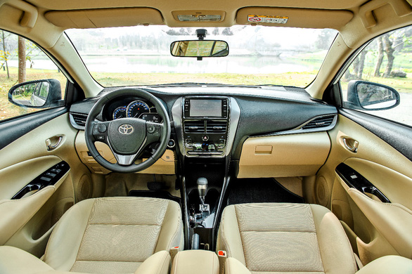 Toyota tiếp tục ưu đãi khủng cho khách hàng mua xe Vios - Ảnh 2.