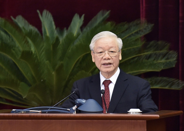 Bế mạc Hội nghị Trung ương 4: Chỉnh đốn Đảng, xây dựng hệ thống chính trị ngày càng vững mạnh - Ảnh 1.