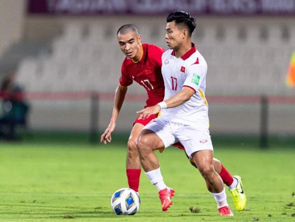 Tuyển Việt Nam thua Trung Quốc 2-3 ở vòng loại World Cup 2022 - Ảnh 3.