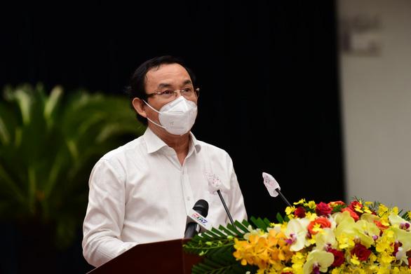 Bí thư Nguyễn Văn Nên: Dịch COVID-19 chưa kết thúc, phải nâng cao cảnh giác - Ảnh 1.