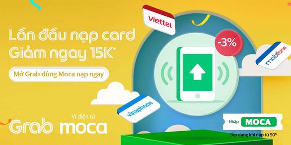 Hưởng nhiều ưu đãi khi thanh toán bằng Ví điện tử Moca - Ảnh 1.