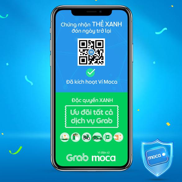 Hưởng nhiều ưu đãi khi thanh toán bằng Ví điện tử Moca - Ảnh 2.