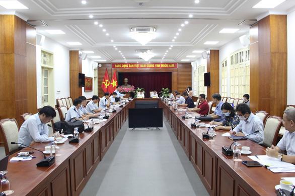 Thanh tra Công ty cổ phần Thể dục thể thao Việt Nam theo chỉ đạo của Thủ tướng - Ảnh 1.
