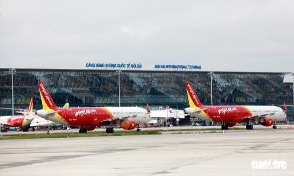 Hy vọng ngày 10-10 mở lại đường bay nội địa tại tất cả địa phương có sân bay - Ảnh 1.