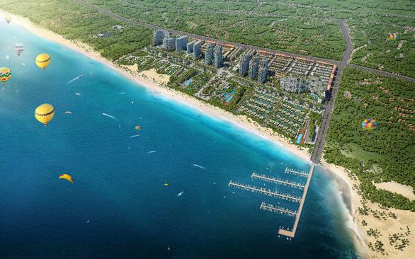 Thanh Long Bay – sống cân bằng trong không gian xanh bên bờ biển - Ảnh 2.