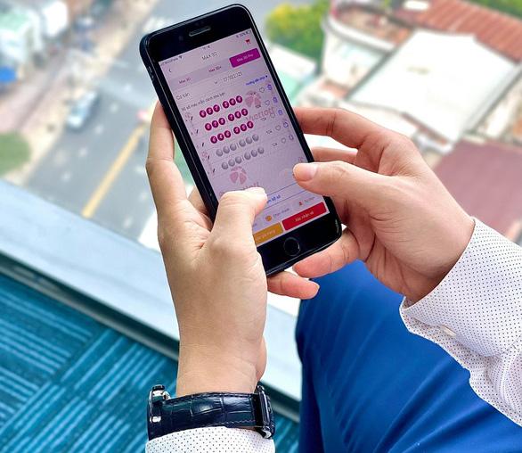Xổ số Max 3D Pro tiện lợi khi có mặt trên điện thoại - Ảnh 1.
