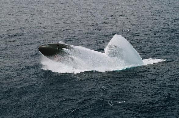 Tàu ngầm Mỹ đã đụng phải gì ở Biển Đông? - Ảnh 2.