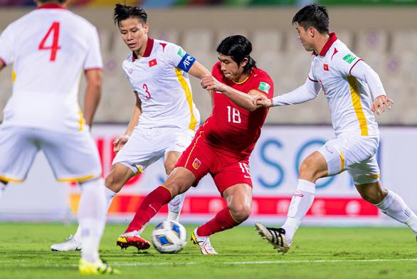 Quế Ngọc Hải cảm ơn người hâm mộ đã động viên đội tuyển Việt Nam - Ảnh 1.