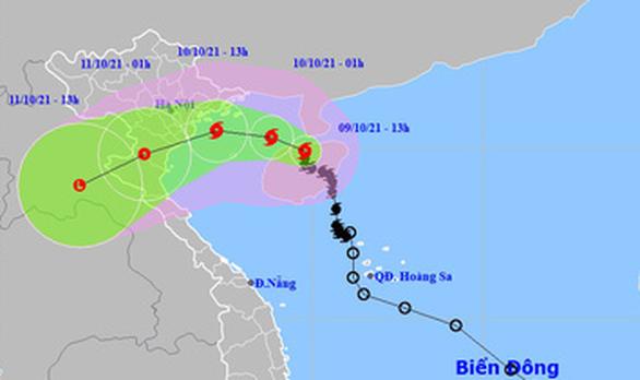Sau bão số 7, Biển Đông có khả năng đón thêm 2 cơn bão trong tuần tới - Ảnh 1.