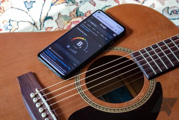 Google thêm công cụ lên dây cho nhạc cụ ngay trong ô Search - Ảnh 1.