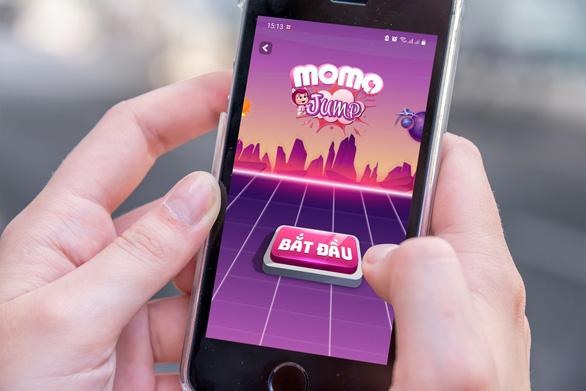 Chương trình giải trí MoMo Jump thu hút người chơi - Ảnh 2.