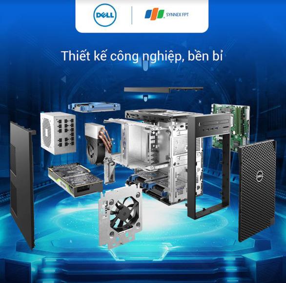 Cỗ máy kiếm tiền Dell Precision 3650 Tower dân thiết kế không bỏ lỡ - Ảnh 3.