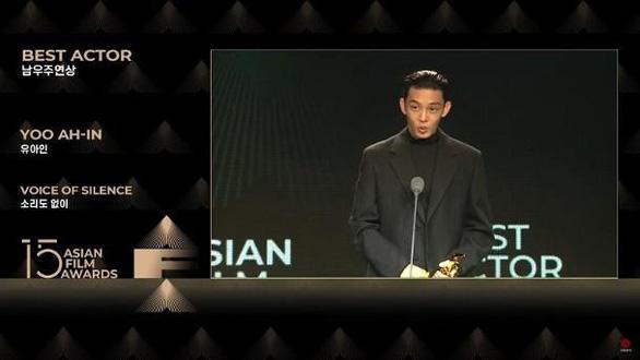 Trương Nghệ Mưu, Yoo Ah In, Aoi Yu… đoạt Giải thưởng điện ảnh châu Á lần thứ 15 - Ảnh 5.