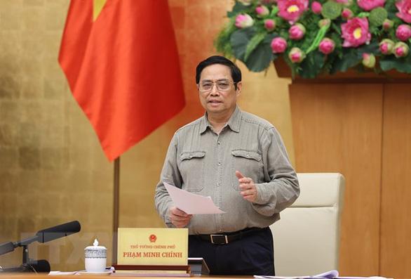 Thủ tướng yêu cầu giao thông thống nhất toàn quốc, không cát cứ, không chia cắt - Ảnh 1.