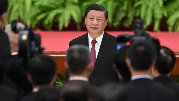 Chủ tịch Trung Quốc Tập Cận Bình: Sẽ thống nhất Đài Loan trong hòa bình - Ảnh 1.