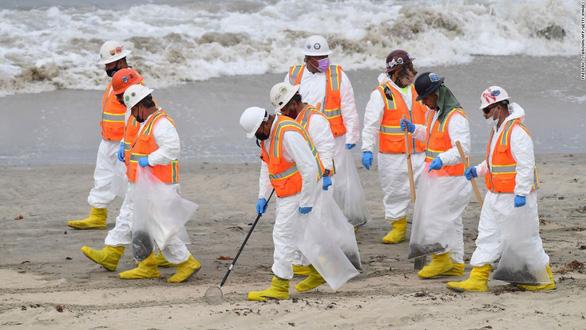 Sự cố dầu tràn nghiêm trọng ngoài khơi quận Cam do cái mỏ neo? - Ảnh 3.