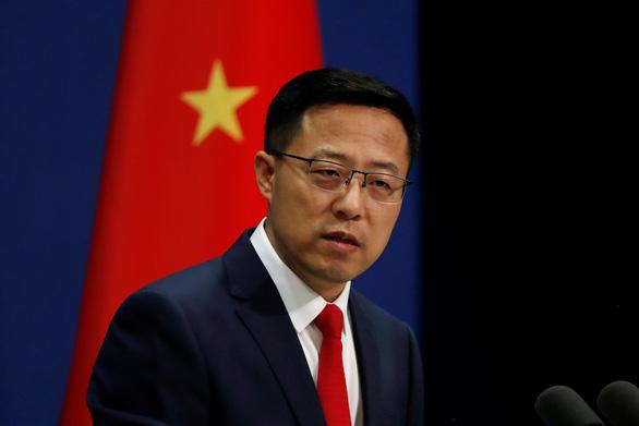 Tàu ngầm Mỹ đụng vật thể lạ, Trung Quốc chỉ trích Mỹ gây rối ở Biển Đông - Ảnh 1.