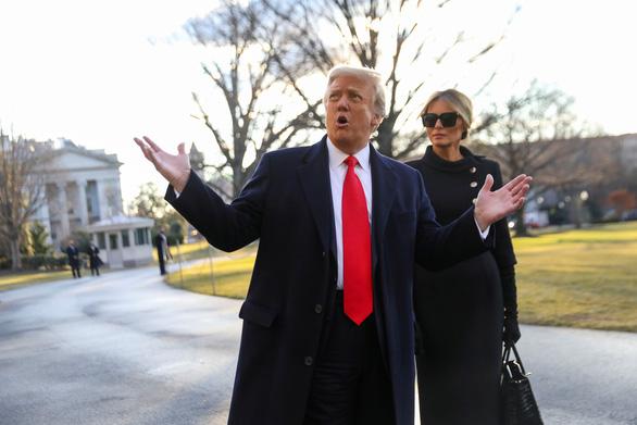 Ông Trump đã chọn được trưởng nhóm pháp lý trước phiên họp luận tội - Ảnh 1.