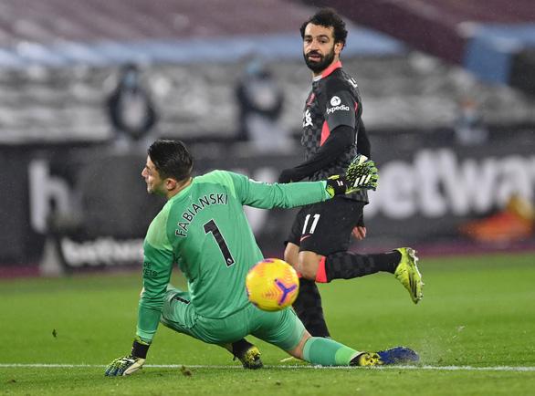 Salah rực sáng, Liverpool hạ West Ham vào Top 3 - Ảnh 2.