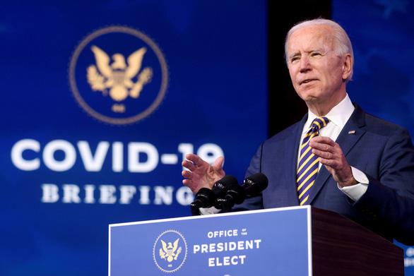 10 سناتور جمهوری خواه از رئیس جمهور بایدن خواسته اند که بسته نجات 1.9 تریلیون دلاری را کاهش دهد - عکس 1.