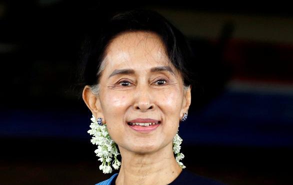 Myanmar bất ngờ có chính biến, bà Aung San Suu Kyi bị bắt - Ảnh 1.
