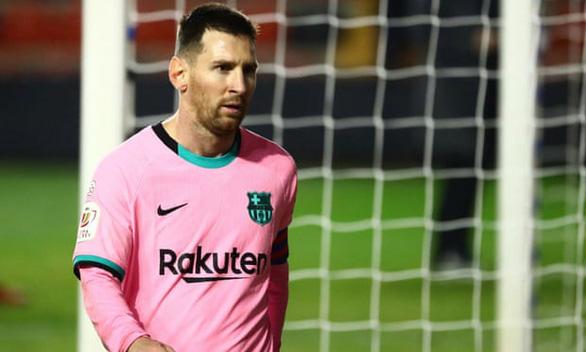 Lộ hợp đồng 555 triệu euro với Messi, Barca khởi kiện - Ảnh 1.