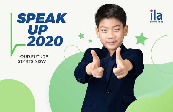 ILA Speak Up: nơi ươm mầm những nhà lãnh đạo tương lai - Ảnh 1.