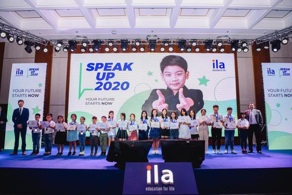 ILA Speak Up: nơi ươm mầm những nhà lãnh đạo tương lai - Ảnh 2.