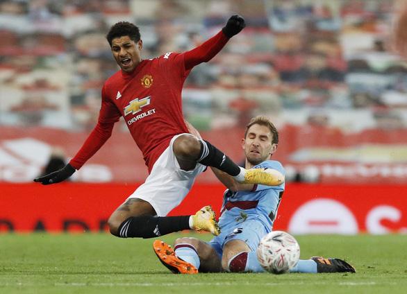 McTominay tỏa sáng trong hiệp phụ, Man Utd thắng nhọc nhằn West Ham ở Cúp FA - Ảnh 1.