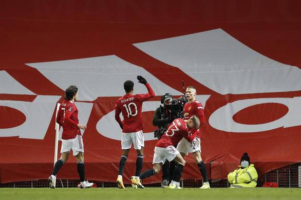 McTominay tỏa sáng trong hiệp phụ, Man Utd thắng nhọc nhằn West Ham ở Cúp FA - Ảnh 4.