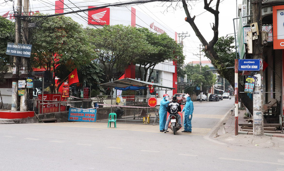 Thị xã Đông Triều của Quảng Ninh gỡ bỏ phong tỏa 9 xã, phường - Ảnh 1.