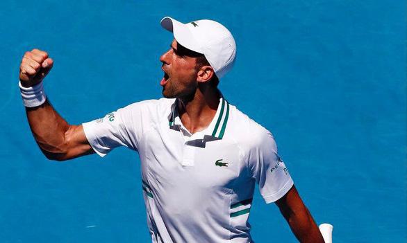 Điểm tin thể thao tối 10-2: Mẹ HLV Jurgen Klopp qua đời, Djokovic đi tiếp ở Úc mở rộng - Ảnh 2.