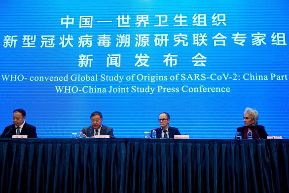 Các giả thuyết của WHO về nguồn gốc COVID-19 khi tới Vũ Hán - Ảnh 1.