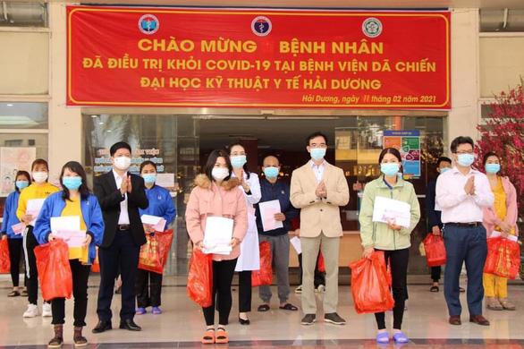 Tin vui ngày 30 Tết: 27 bệnh nhân COVID-19 được công bố khỏi bệnh - Ảnh 1.