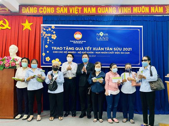 Nova Group đồng hành cùng hộ nghèo, nạn nhân chất độc da cam tỉnh Đồng Nai - Ảnh 3.