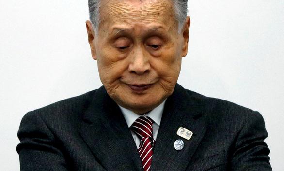 Chê phụ nữ 'nói nhiều', chủ tịch Olympic Tokyo 2020 phải từ chức - Ảnh 1.