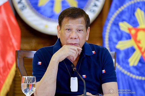 Ông Duterte ra tối hậu thư về thỏa thuận 20 năm với Mỹ - Ảnh 1.