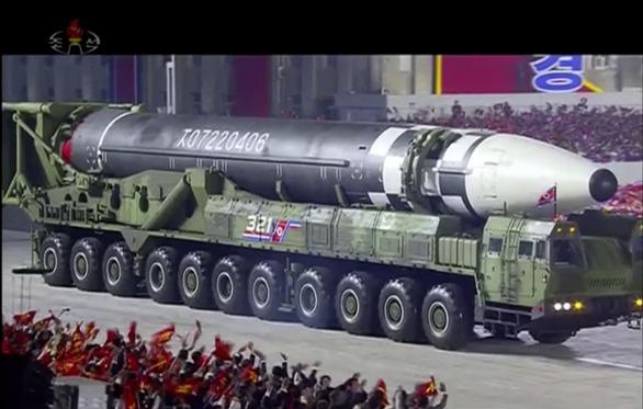 Mỹ xem chương trình vũ khí Triều Tiên là ưu tiên cấp bách - Ảnh 1.