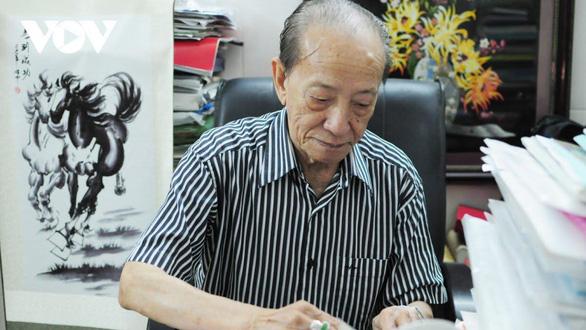 Thêm tin buồn mùng 3 Tết: Bậc thầy châm cứu Việt Nam Nguyễn Tài Thu qua đời - Ảnh 1.