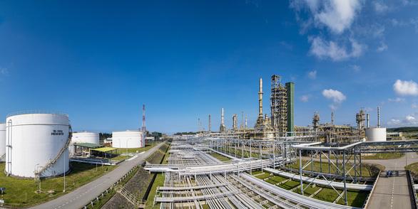 Lọc dầu Dung Quất hoạt động an toàn, ổn định trong Tết Tân Sửu 2021 - Ảnh 1.