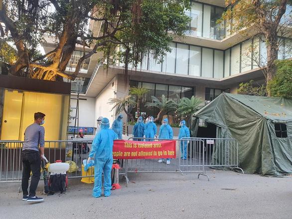 Người Nhật nhiễm COVID-19 chết trong khách sạn ở Hà Nội: Không có dấu hiệu hình sự - Ảnh 1.
