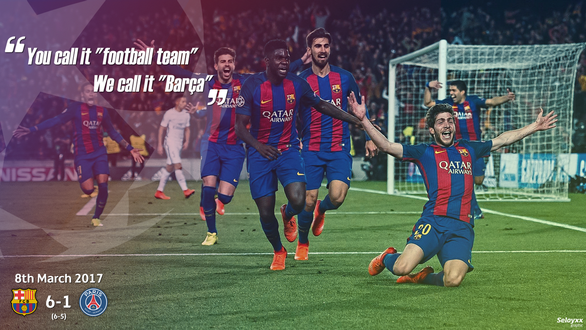 Muốn vô địch Champions League, hãy bước qua Barca - Ảnh 1.