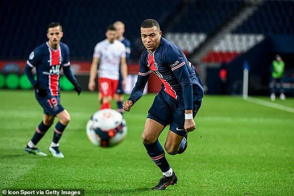 Điểm tin thể thao tối 15-2: Mbappe sẽ ở lại PSG đến giữa năm 2022 - Ảnh 1.
