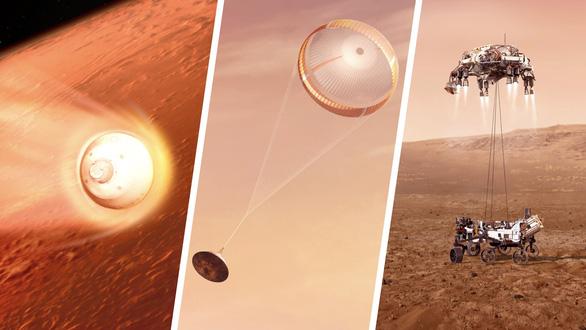 Những người đầu tiên lên sao Hỏa sẽ định cư ở đâu? - Ảnh 1.