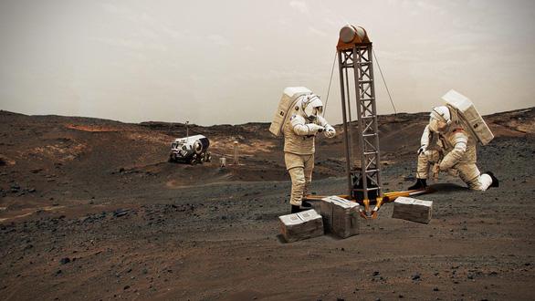 Những người đầu tiên lên sao Hỏa sẽ định cư ở đâu? - Ảnh 2.