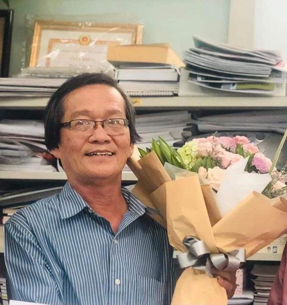 Nhà thơ Đoàn Vị Thượng từ biệt văn đàn ở tuổi 63 - Ảnh 2.