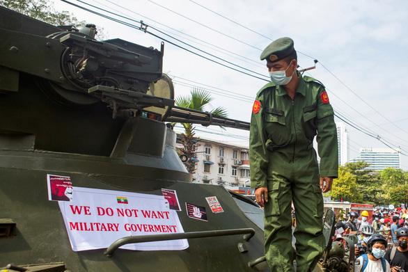 Lối thoát nào cho Myanmar? - Ảnh 1.